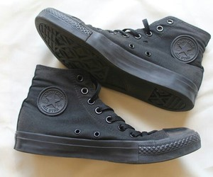 converse, shoes, and fashion image