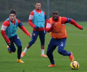 Arsenal, mylove, and hector bellerin image