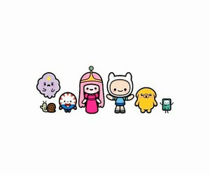 adventure time, wallpaper, and finn image