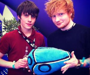 ed sheeran, jake bugg, and ed image