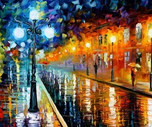 art, beautiful, and colors image