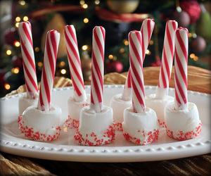 christmas, food, and candy image