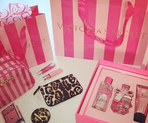 Victoria's Secret, luxury, and pink image