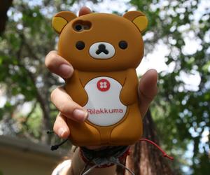 rilakkuma and phone case image
