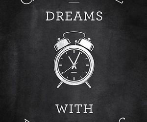 dreams, quote, and goals image