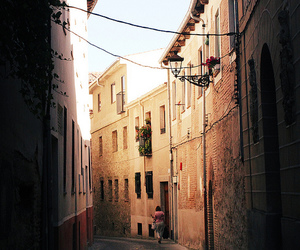 alley, location, and photography image
