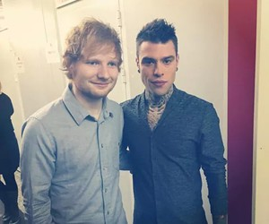 fedez, ed sheeran, and edsheeran image