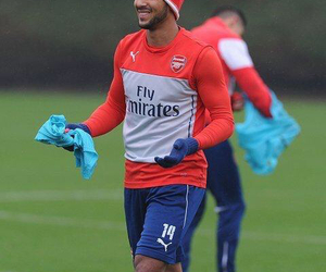 Arsenal, theo walcott, and afc image