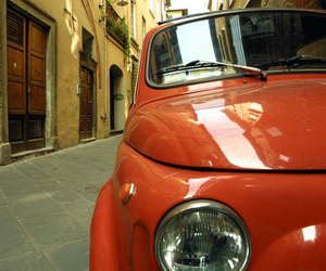 car and italy image