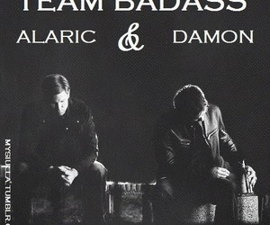 damon, the vampire diaries, and damon salvatore image