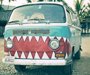 colors, volkswagen, and cute image