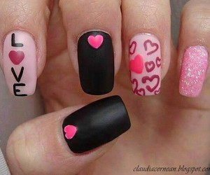 baile, pink, and leve image