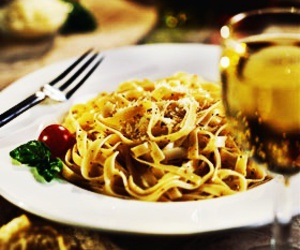 food, italy, and wine image