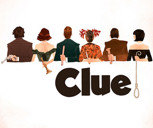 clue, design, and game image