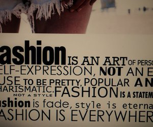 art, clothes, and fashion image