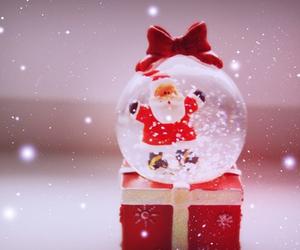 snow globe image