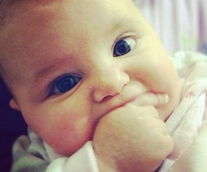 baby and beautiful image