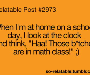 school, lol, and home image