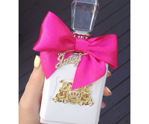 fashion, juicy couture, and perfume image