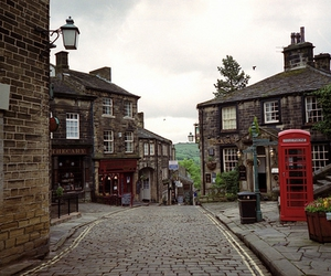 yorkshire, stone, and haworth image