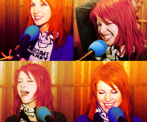 hayley williams, paramore, and unplugged image