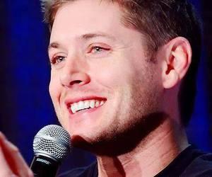 green eyes, Jensen Ackles, and supernatural image