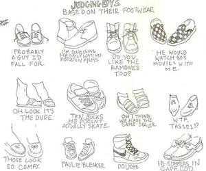 shoes, boys, and footwear image