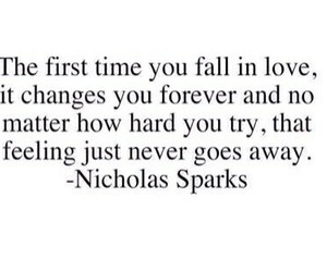 love, quotes, and nicholas sparks image