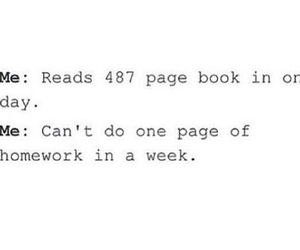 school, books, and funny image