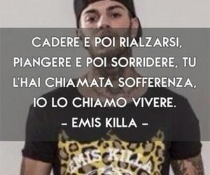 rap, vivere, and emis killa image