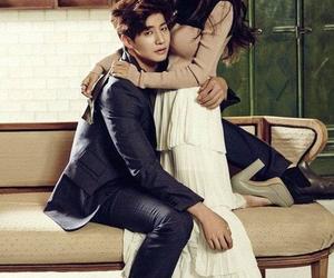 kim so eun, we got married, and song jae rim image