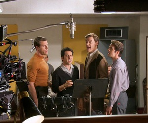 clint eastwood, frankie valli, and jersey boys image