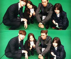 pinocchio, park shin hye, and lee jong suk image