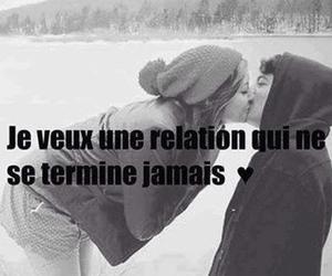 relation, quote, and love image