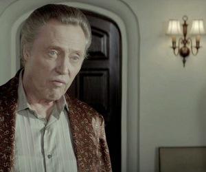 actor, christopher walken, and clint eastwood image