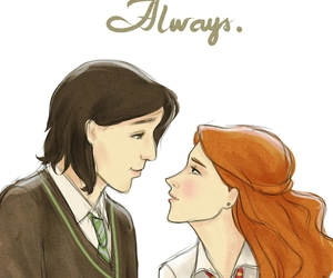 always, harry potter, and lily image