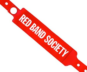 red and red band society image