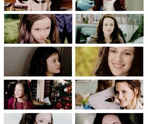 bella swan, daughter, and forever image