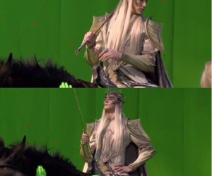 lee pace, the hobbit, and thranduil image