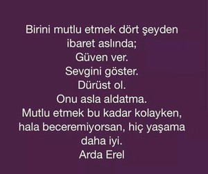 quotes, Turkish, and soz image