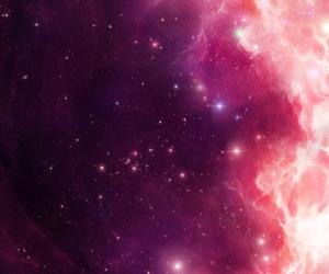 galaxy, imagination, and nature image