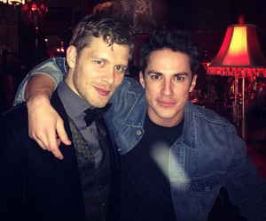 The Originals, joseph morgan, and the vampire diaries image