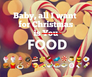 baby, christmas, and food image