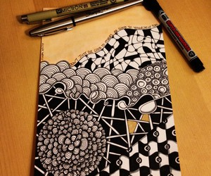 zentangle image