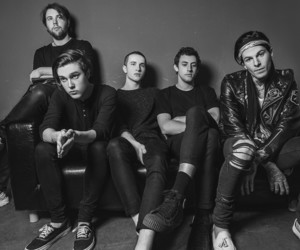 the neighbourhood, band, and jesse rutherford image