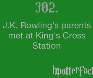 jk rowling, harry potter, and parents image