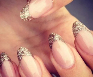 amazing, gel, and french image
