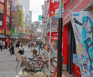 japan, Shinjuku, and tokyo image