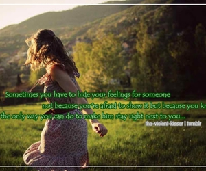 alone, girl, and love quotes image