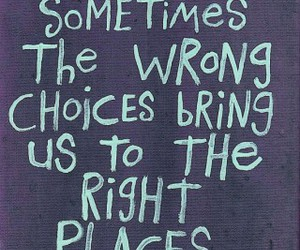 quote, choice, and Right image